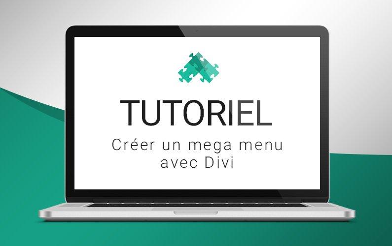 Tutoriel WP Zen : créer un mega menu avec Divi