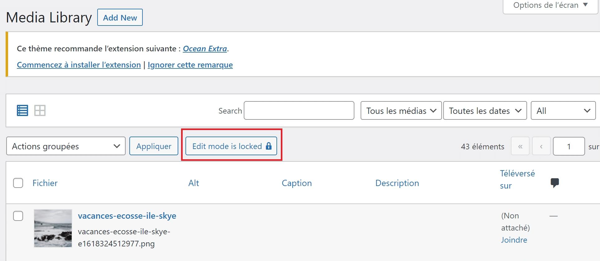 Utiliser le plugin WordPress Media Helper