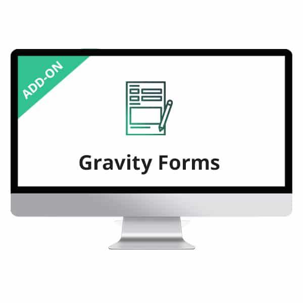 Gravity Forms add-on plugin WordPress
