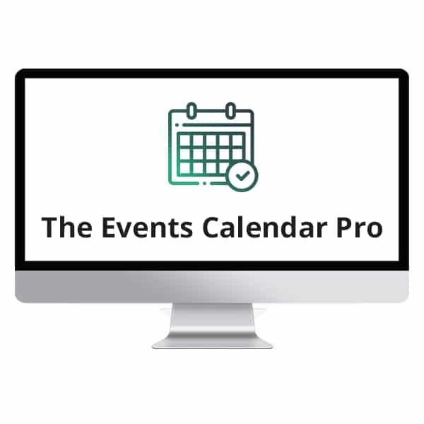 The Events Calendar Pro plugin WordPress