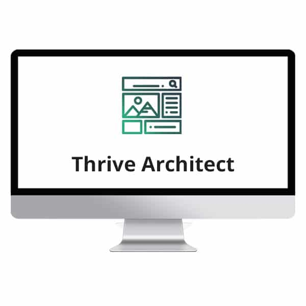 Thrive Architect constructeur WordPress