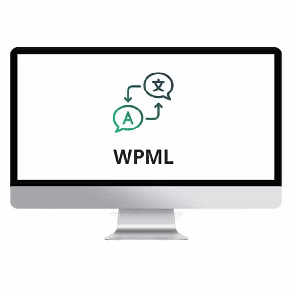 Pack WPML CMS Multilingue