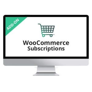 WooCommerce Subscriptions plugin WordPress